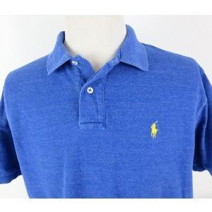 Polo Ralph Lauren XL Mesh Polo Shirt Recent